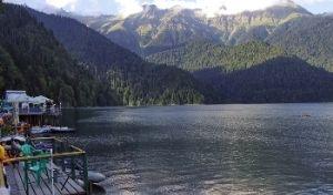 Озеро Ритца - Пицунда