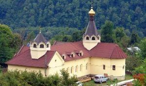 Экскурсия в Мужской монастырь