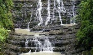 Экскурсия к Змейковским водопадам